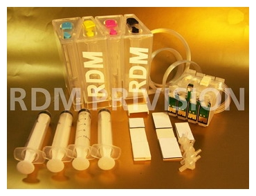 Система СНПЧ RDM-Kit для принтеров Epson Stylus Photo T26\TX106\TX109\T27\TX117\TX119